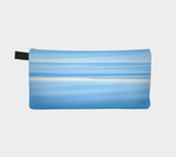 Reverse side Ocean Blue Pencil Case by Roxy Hurtubise vanislegoddess.com