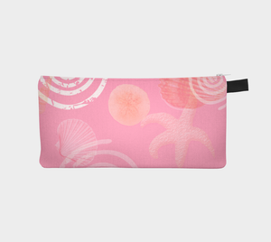 Island Goddess Rose Pencil Case by Roxy Hurtubise vanislegoddess.com