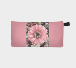 Floral Delight Pencil Case by Roxy Hurtubise vanislegoddess.com