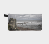 Reverse side Gray Day Pencil Case by Roxy Hurtubise vanislegoddess.com