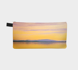Reverse side Magic Morning Pencil Case by Roxy Hurtubise vanislegoddess.com