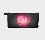 Reverse side Illuminated Rose Pencil Case by Roxy Hurtubise vanislegoddess.com