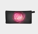 Illuminated Rose Pencil Case by Roxy Hurtubise vanislegoddess.com