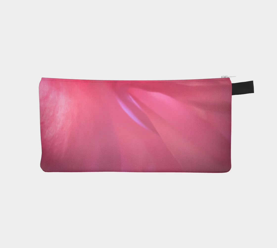 Soft Rose multi use storage pencil case by Roxy Hurtubise vanislegoddess.com