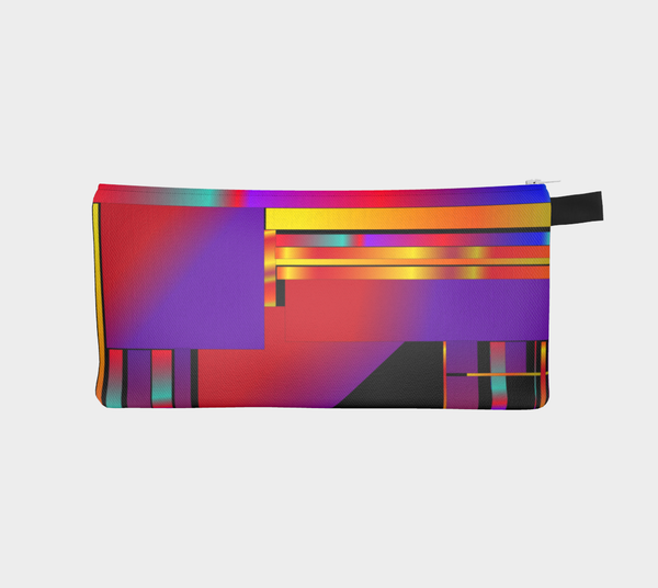 Expression Pencil Case by Roxy Hurtubise vanislegoddess.com
