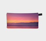 Vancouver Island Sunset multi use storage pencil case by Roxy Hurtubise vanislegoddess.com