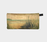 Vintage Beach multi use storage pencil case by Roxy Hurtubise vanislegoddess.com
