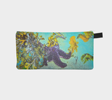 Starfish Paradise multi use storage pencil case by Roxy Hurtubise vanislegoddess.com