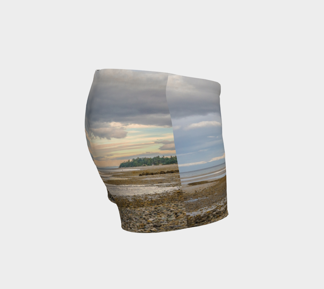Miracle Beach Shorts Rightside