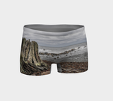 Gray Day Qualicum Beach Shorts Front