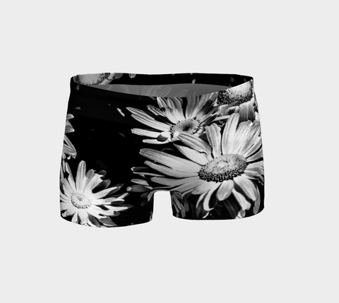 Daisy Day Shorts Front