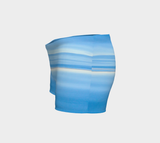 Ocean Blue Shorts Leftside