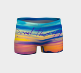 Soul Therapy Shorts by Roxy Hurtubise Front