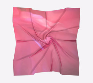 "Soft Rose Square Scarf  Wear as a scarf or a shawl, use for home decor as a wall hanging, also makes a fabulous Wedding Party Gifts!    Artwork printed on 100% polyester lightweight fabric.  Choose from three different fabrics polychiffon, satin charmeuse and matte crepe.  Machined baby rolled edge hem finish.  Choose from 3 sizes:    16"" x 16""  Perfect size for Men's Pocket Square  26"" x 26""  36"" x 36"" by vanislegoddess.com"