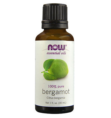 NOW SOLUTIONS, Aceite Esencial de Bergamota, 30 ml.