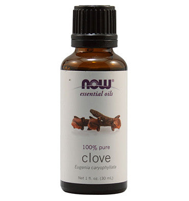 NOW SOLUTIONS, Aceite Esencial de Clavo, 30 ml.