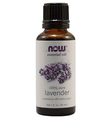 NOW SOLUTIONS, Aceite Esencial de Lavanda, 30 ml.