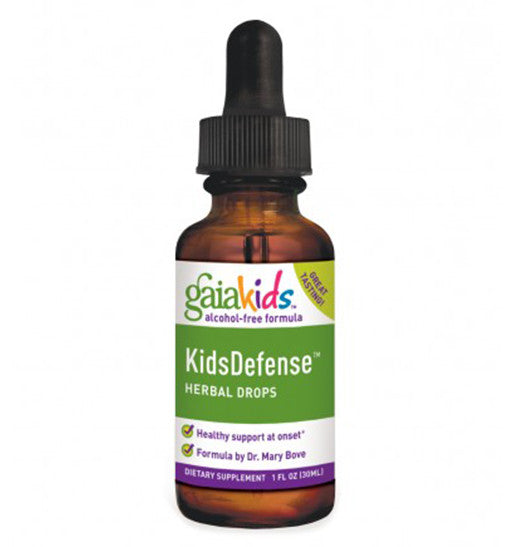 GAIA HERBS, Kids Defense, 30 ml.