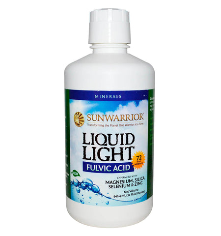 SUNWARRIOR, Liquid Light, 946 ml.