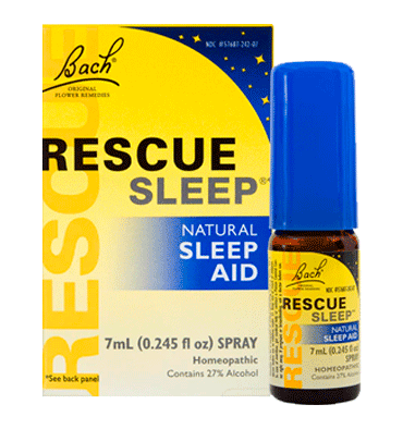 BACH RESCUE REMEDY, Sleep Spray, 7 ml.