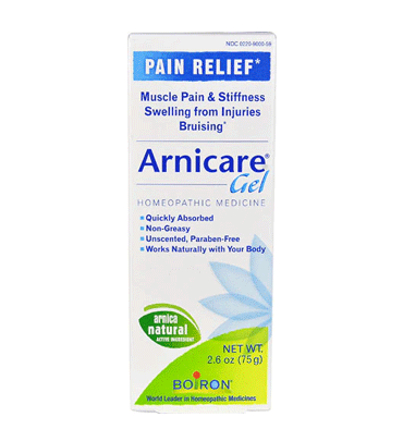 BOIRON ARNICARE, Gel Pain Relief Unscented, 116 gr.
