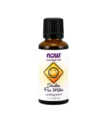 NOW SOLUTIONS, Essential Oils Smiles For Miles Blend 30ml.