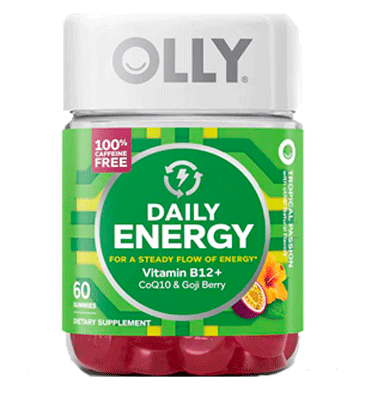 OLLY, Daily Energy Tropical Passion, 60 Gummies
