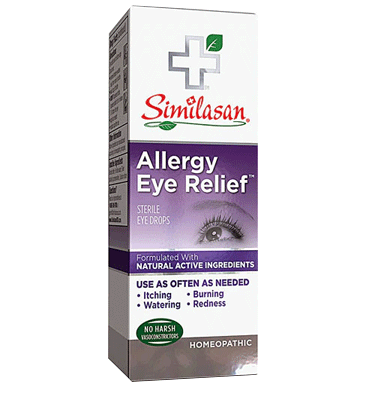 SIMILASAN, Allergy Eye Relief, 9.75 ml.