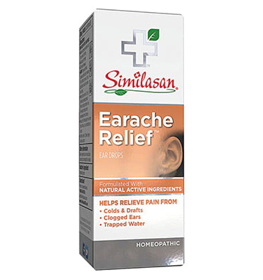 SIMILASAN, Ear Relief Drops, 0.33 oz
