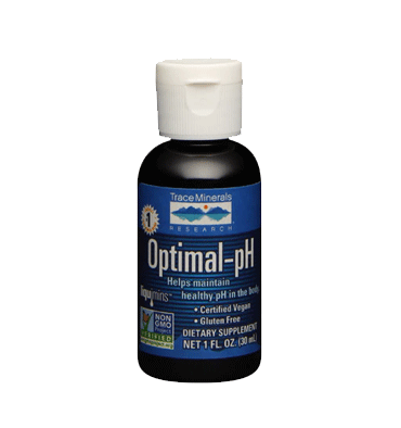 TRACE MINERALS, Research Optimal-pH Dietary Supplement, 30 ml.
