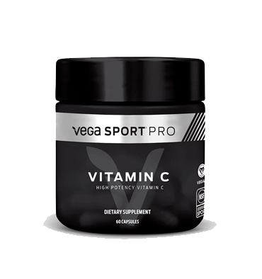 VEGA SPORT PRO SUPPLEMENTS, Vitamina C, 60 vcaps