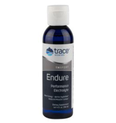 TRACE MINERALS, Endure Performance Electrolyte, 127 ml.