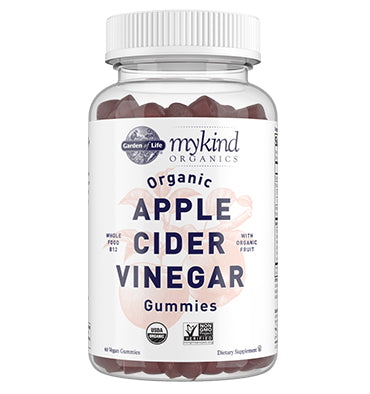 MYKIND, Organics Apple Cider Vinegar, 60ct GUMMY