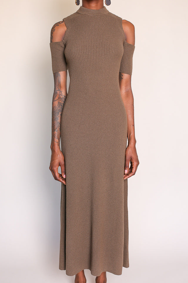 Freja Dress in Sienna