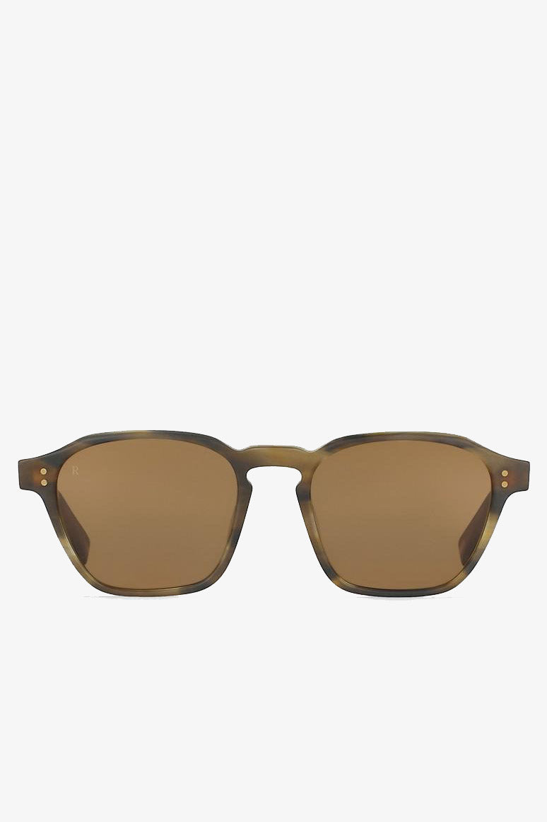 Raen Optics Aren Sunglasses in Sand Dune - Vert & Vogue