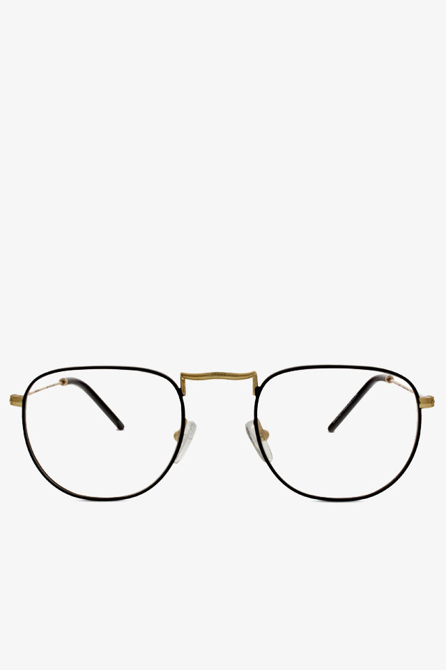 Drivers Seat Black/Gold Optical Glasses