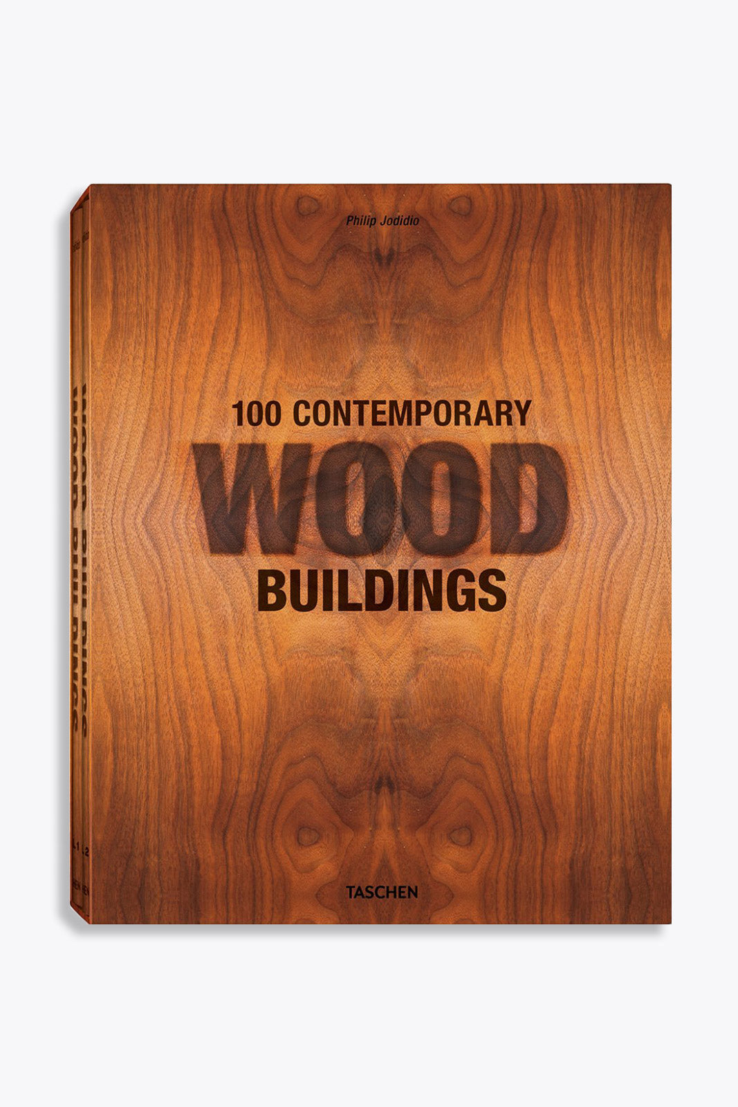 100 Contemporary wood buildings hardcover