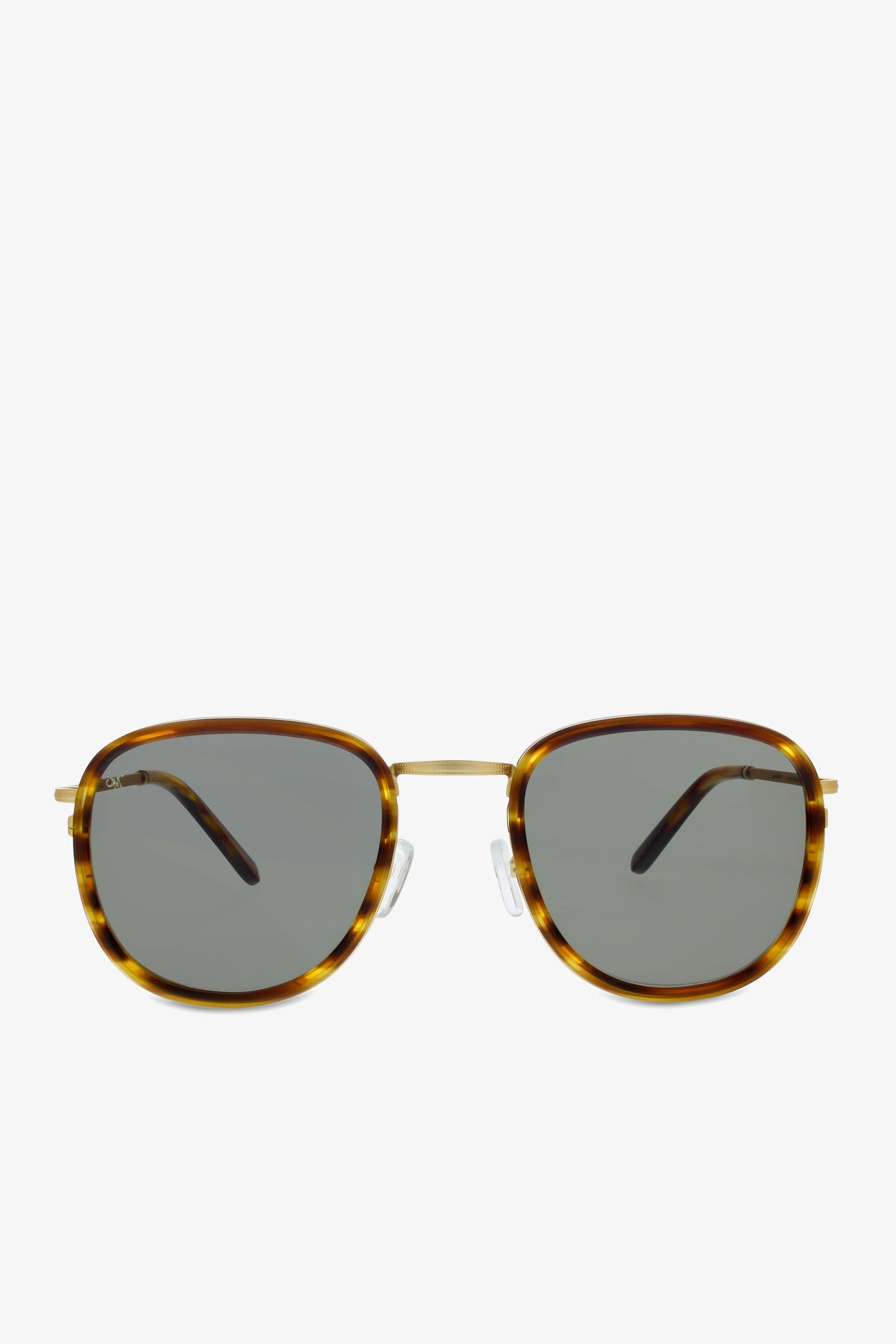 Smoke x Mirrors Golden brown sunglasses in caramel tortoise - Vert & Vogue