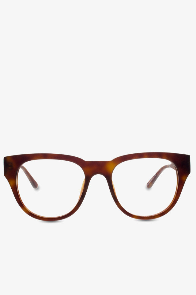 Everyday Matte Tortoise Optical Glasses