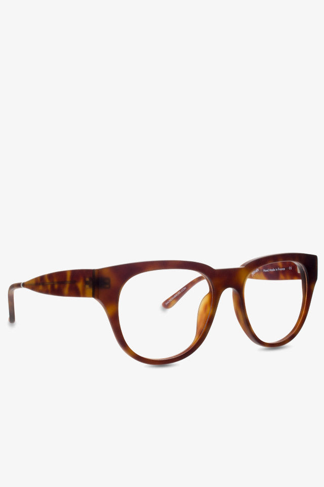 Smoke x Mirrors Everyday Optical in Matte Tortoise - Vert & Vogue
