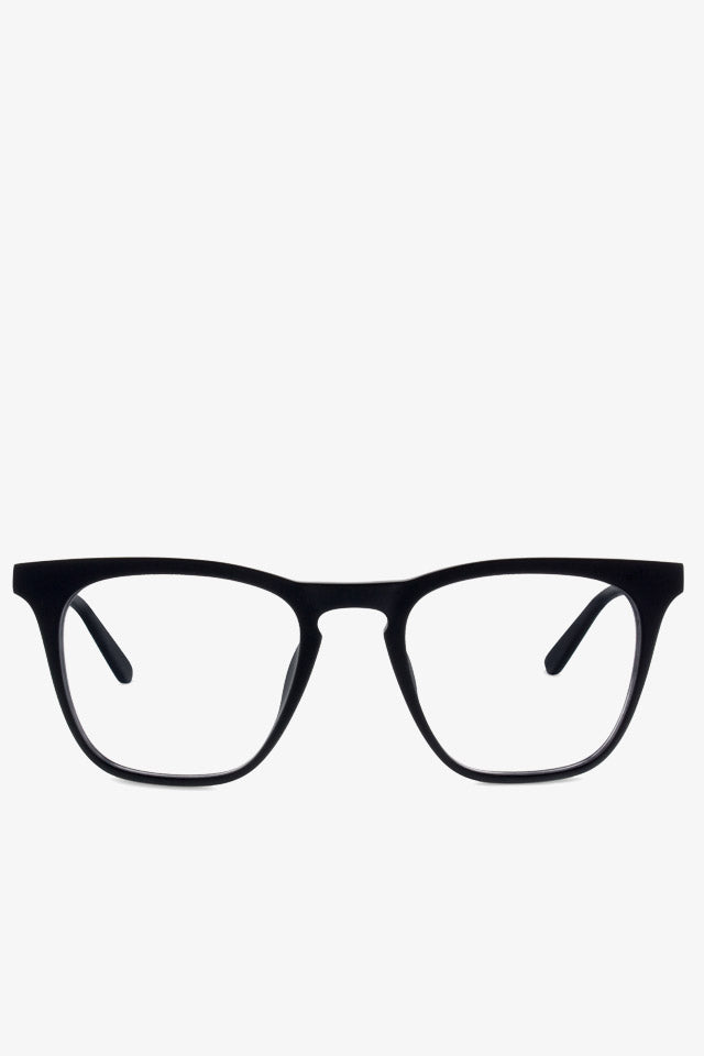Rocket 88 Black Matte Optical Glasses