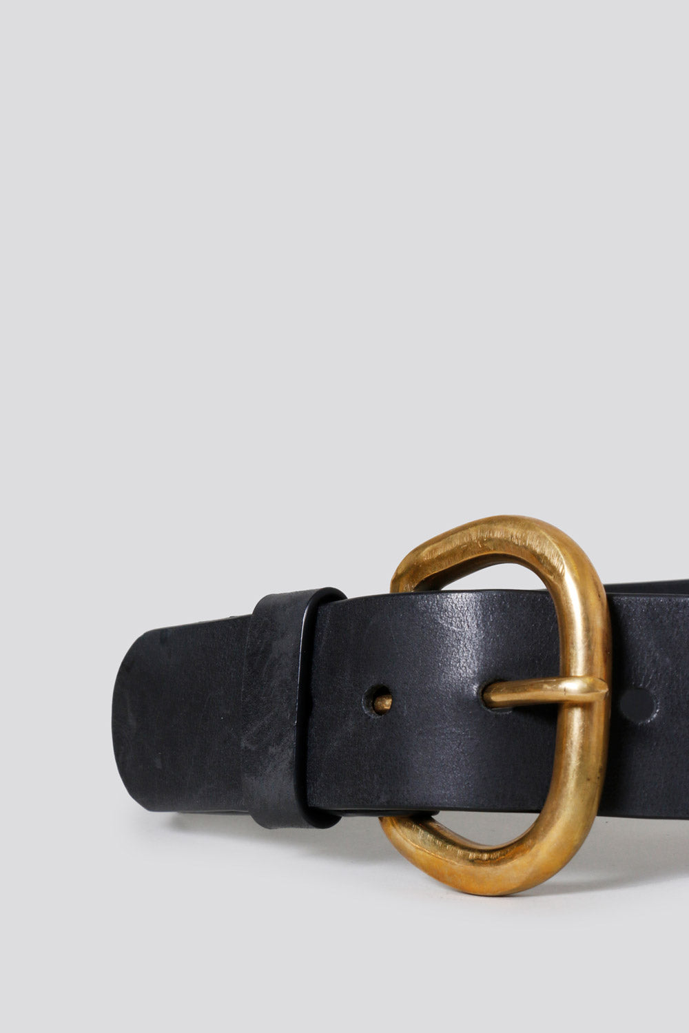 Estate Belt in Black