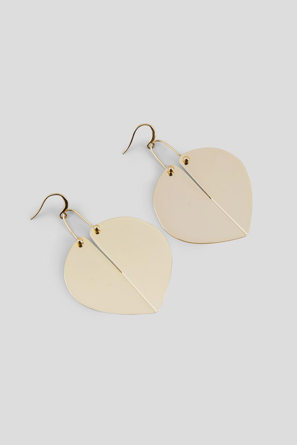 Heartbreaker Earrings in Gold