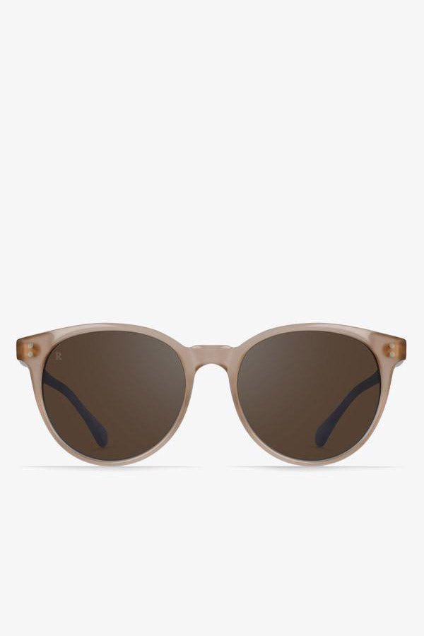 Norie sunglasses in rose brown