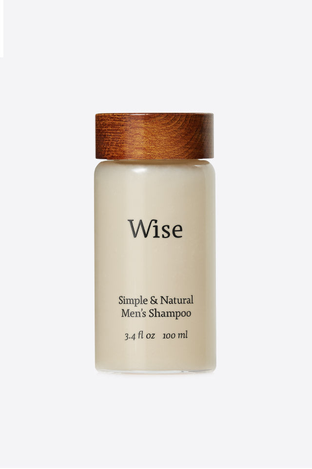 Wise Birch Bark Daily Shampoo - Vert & Vogue