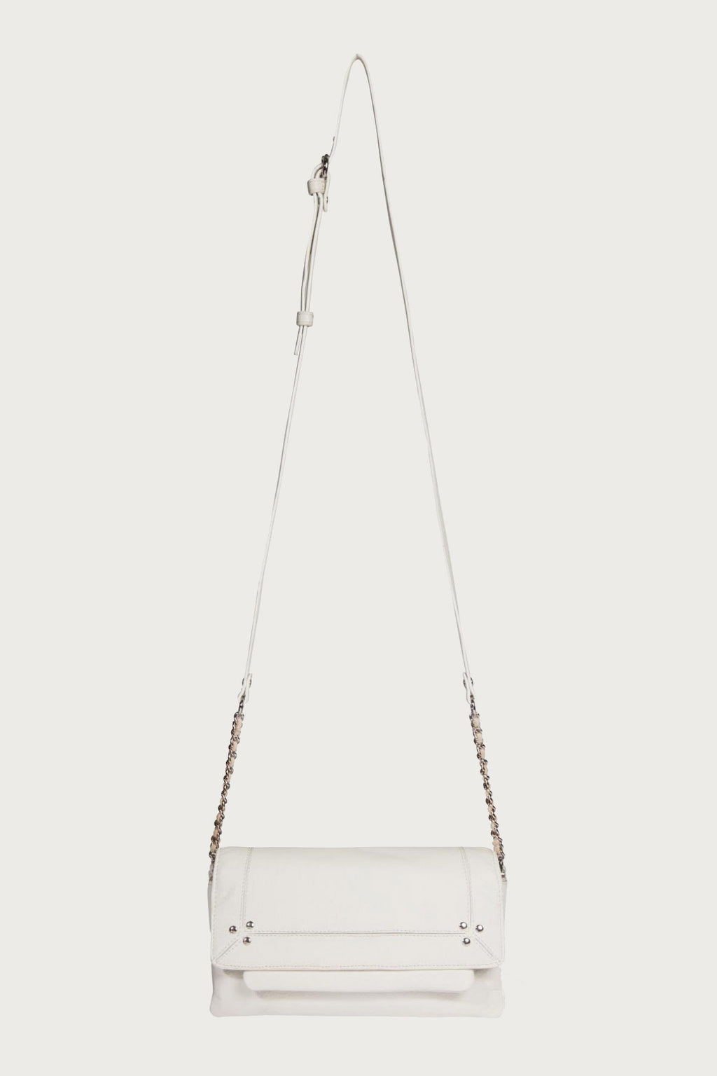 Charly Handbag in Blanc
