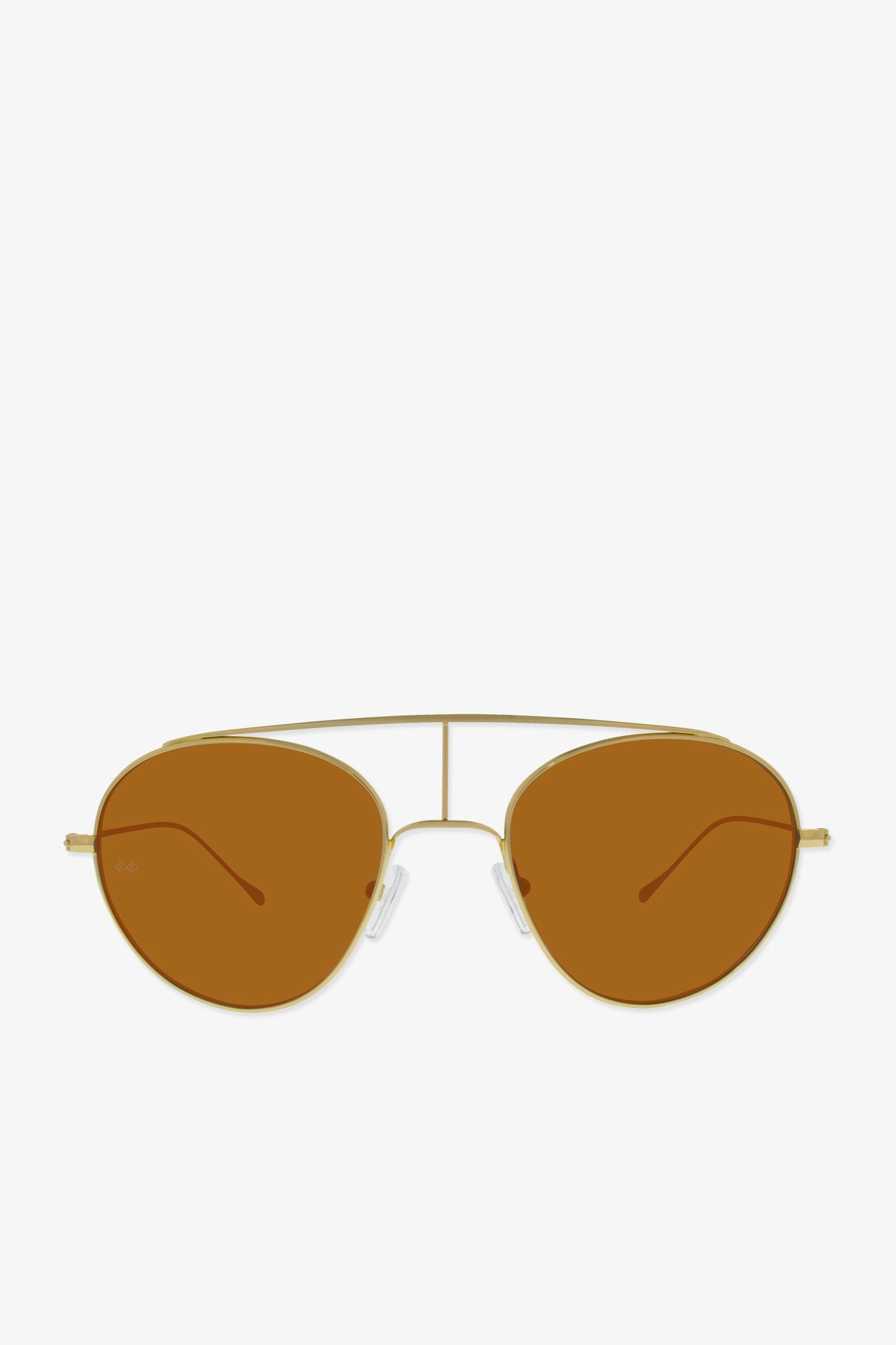 Geo 6 sunglasses in gold
