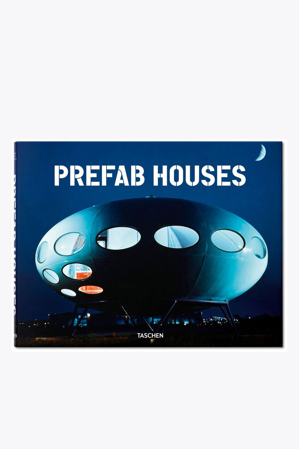 Prefab houses in hardcover