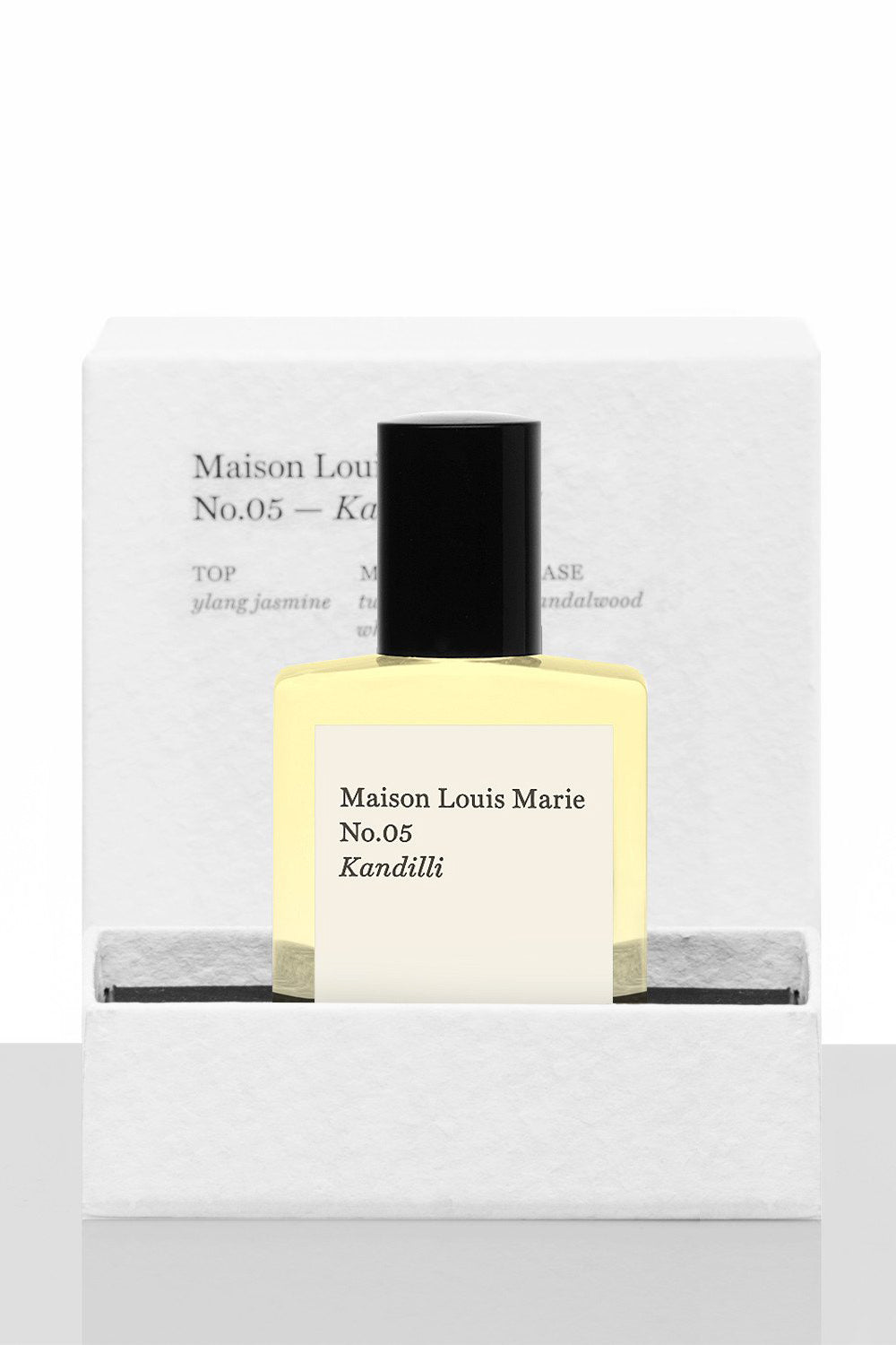 Maison Louis Marie No. 5 Kandilli Perfume Oil - Vert & Vogue