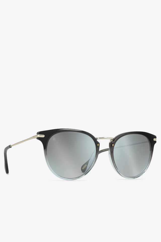 Norie Alchemy Sunglasses in Smoke Teal